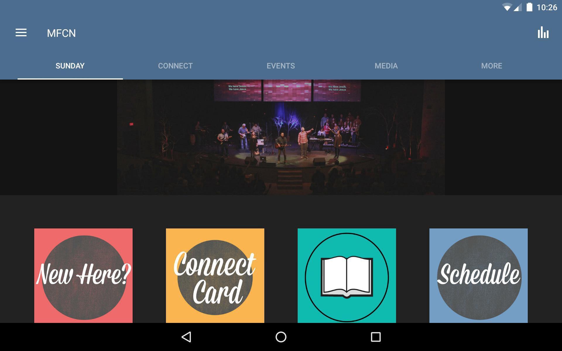 App Marion First Nazarene
