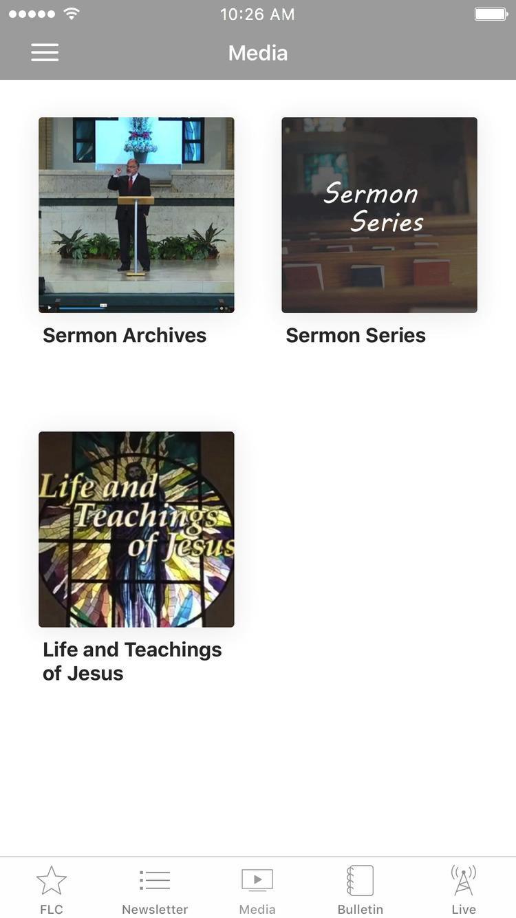 App - Forest Lake SDA Church