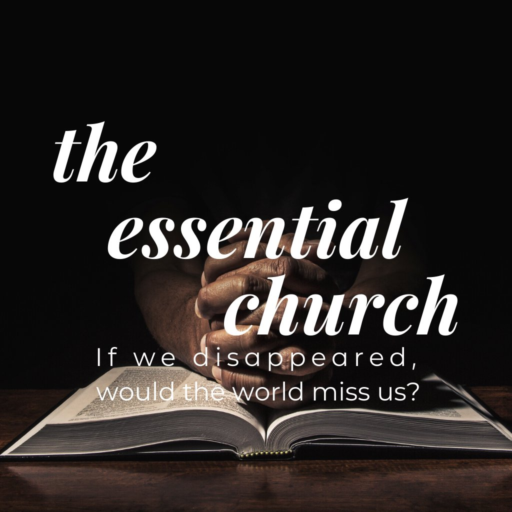 Part 1: Are We Essential?