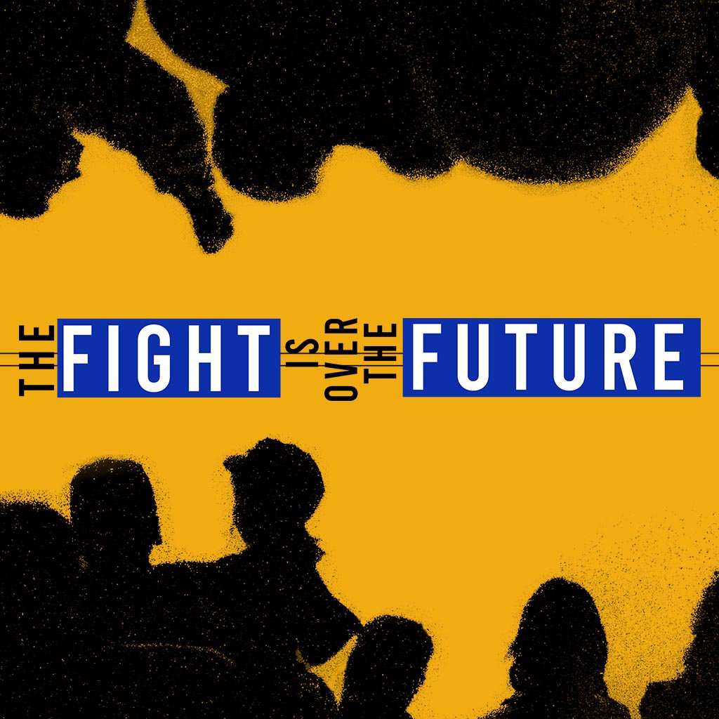 The Fight Is Over The Future