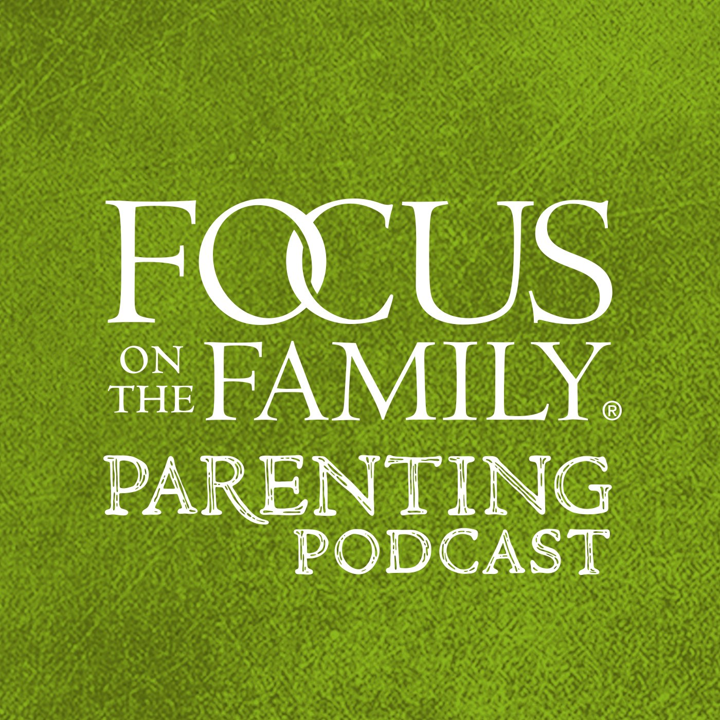 Focus on Parenting Podcast Logo