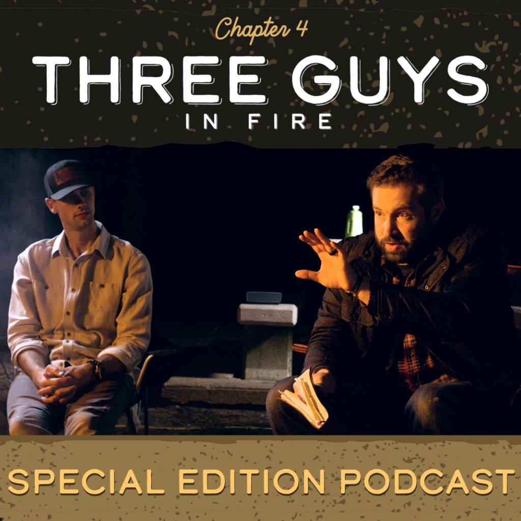 Three Guys in Fire