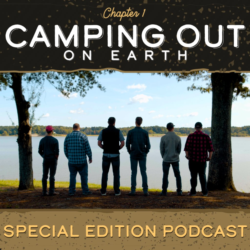 Camping Out on Earth
