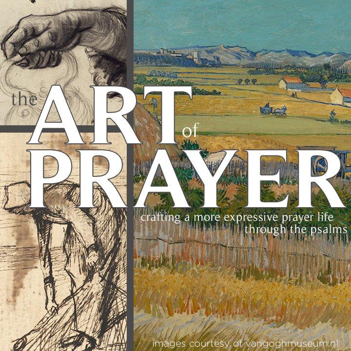 The Art of Prayer: Thanksgiving