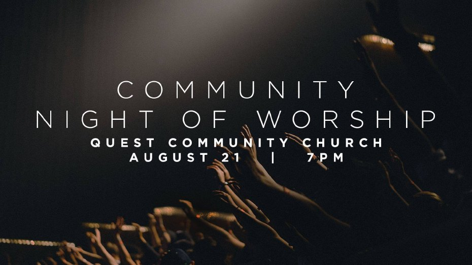 Community Night of Worship