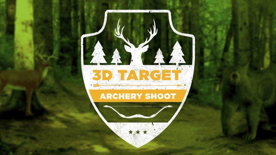 3D Target Archery Shoot