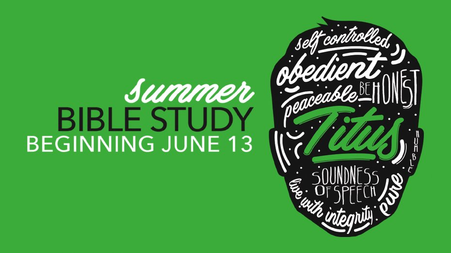 Summer Bible Study // Taco Tuesday
