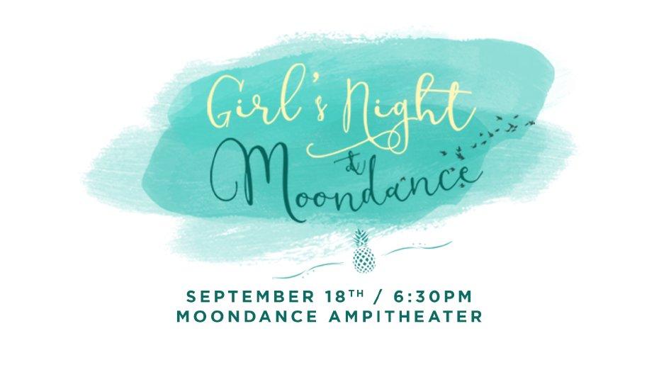 Girl's Night at MoonDance