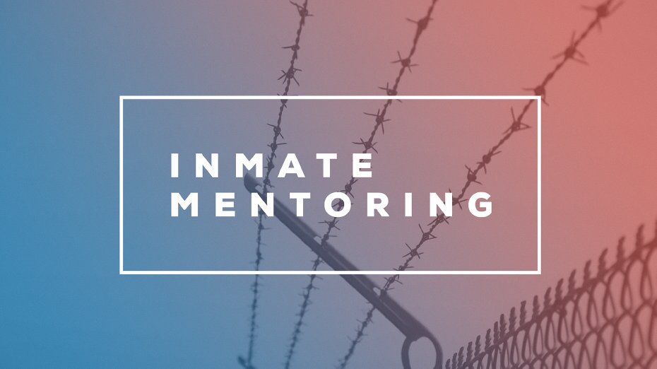 Inmate Mentoring Meeting