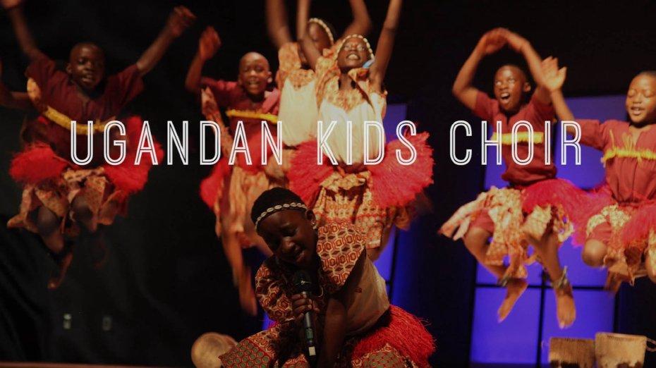 Uganda Kid's Choir