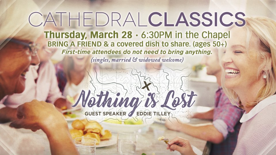 Cathedral Classcis - March 28