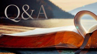Q&A - Grace Bible Church Bozeman