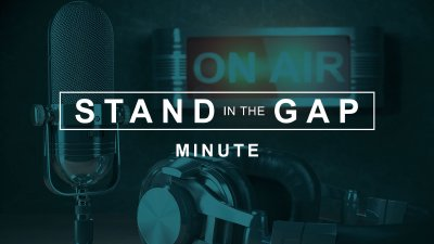 Stand in the Gap Minute Archives - Stand in the Gap