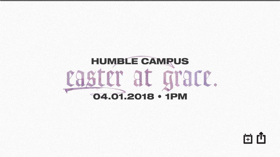 Easter at Grace - Grace Church | Houston, TX