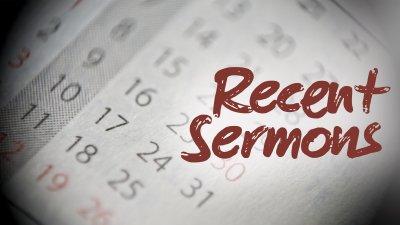 Recent Sermons - Antioch Christian Fellowship