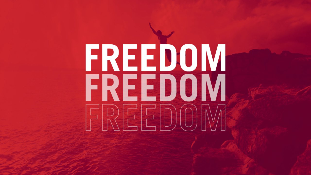 Freedom is Found in the Lordship of Christ - Journey