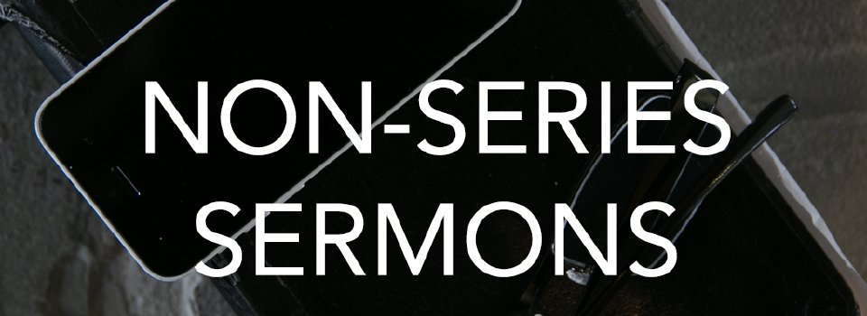 Emmanuel//Barrie - Non-Series Sermons - Emmanuel Barrie & Orillia