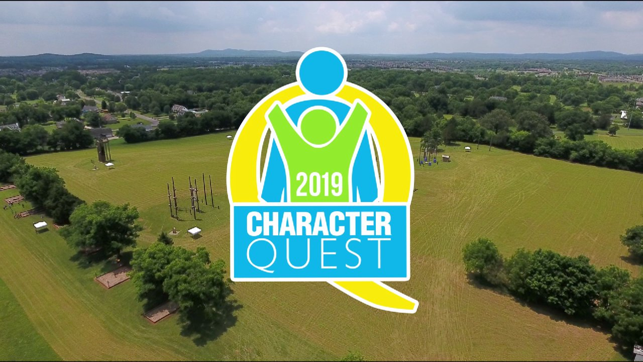 Summer Camp | Character Quest