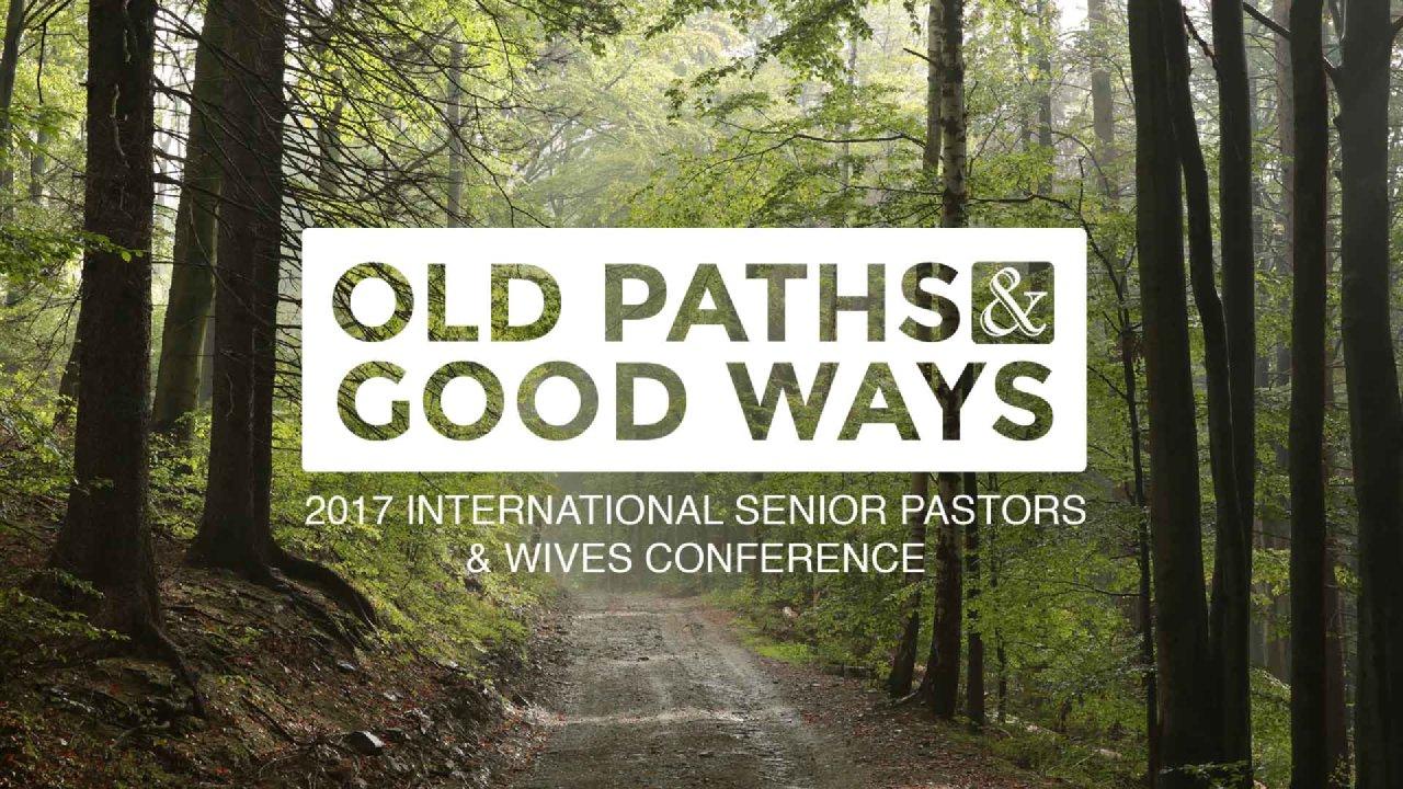 CCA International Pastors Conference - Fall 2017 - Somebody