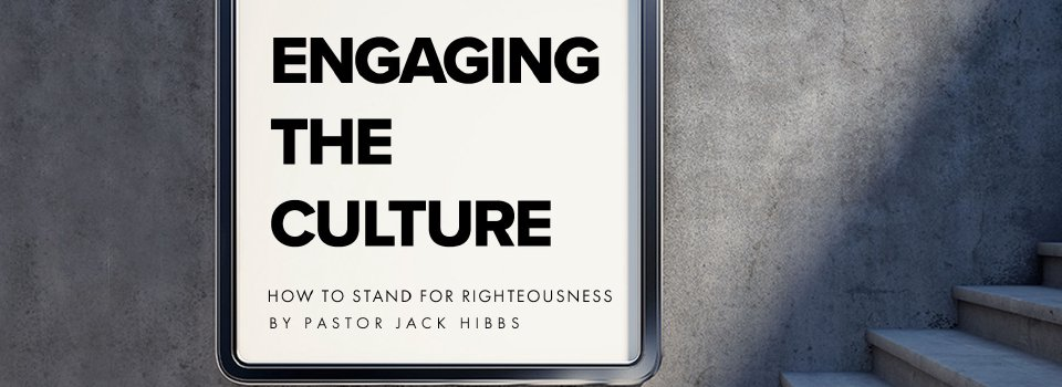 Engaging The Culture - Real Life with Jack Hibbs