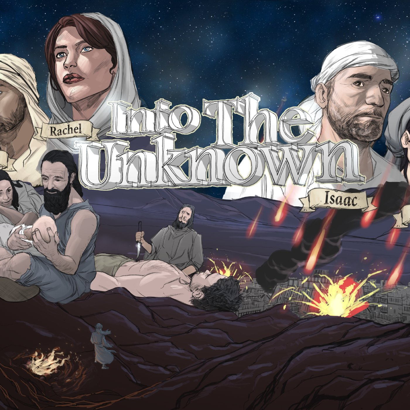 Into the Unknown: The Agony of Deceit