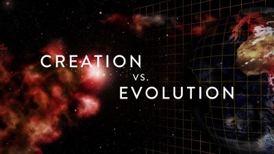 Creation vs. Evolution - The Word For Today
