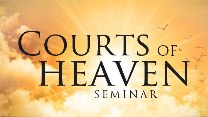 Courts of Heaven - New Hope Church Abilene