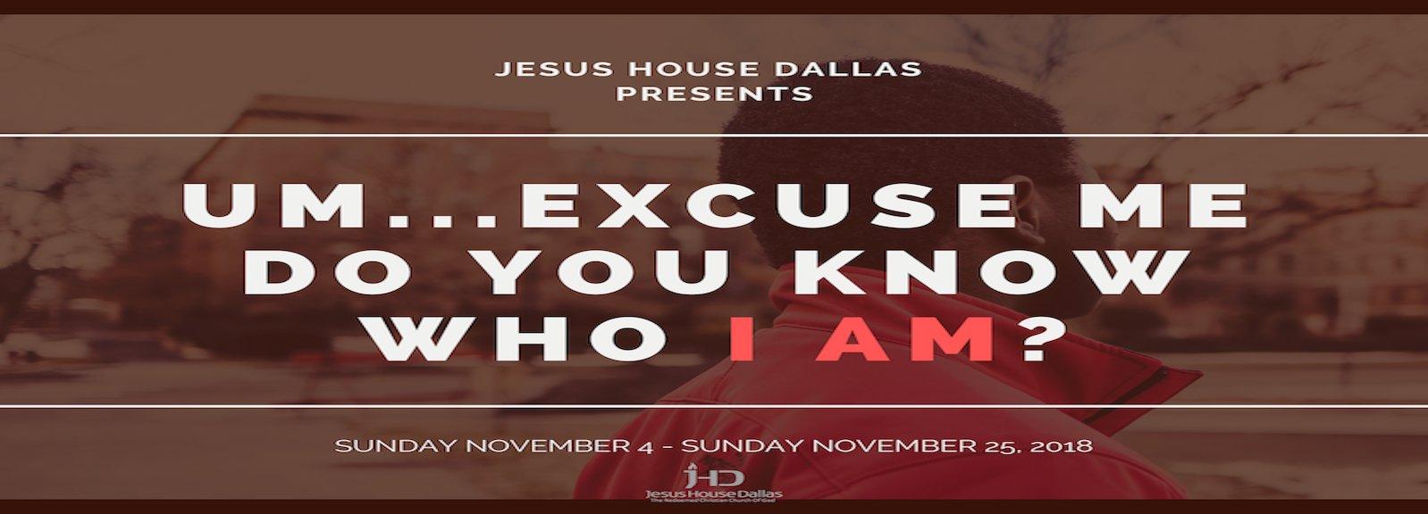 Um Excuse Me Do You Know Who I Am Nch