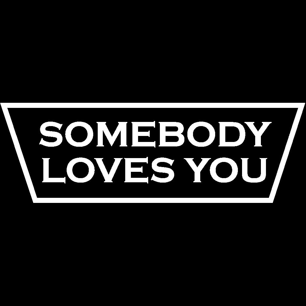 Somebody Loves You Logo