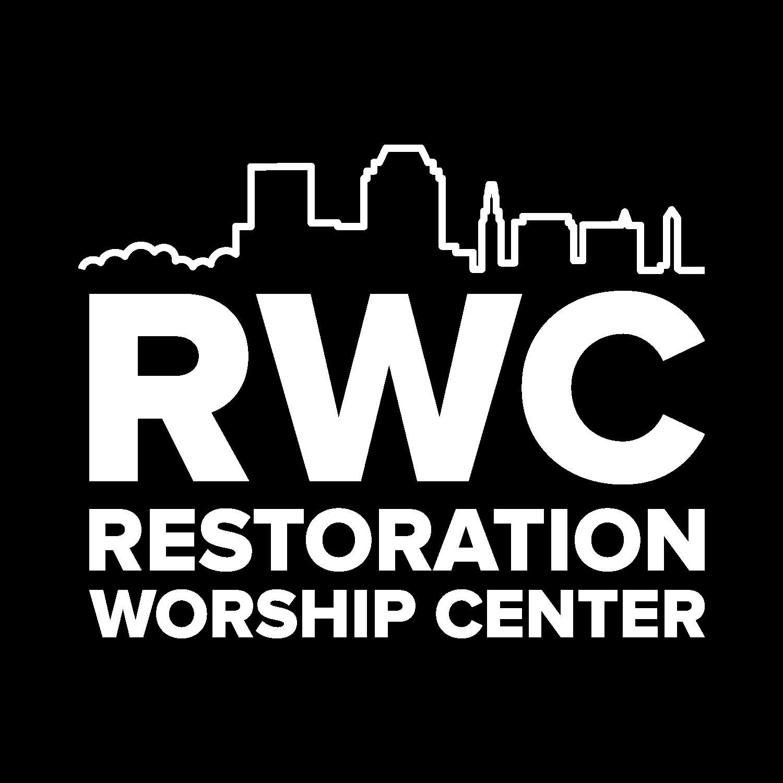 Restoration Worship Center, Inc.  Logo