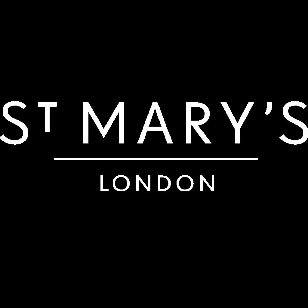 St Mary's London Logo