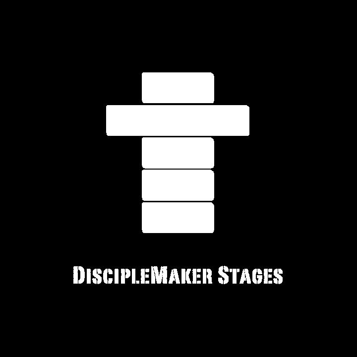 DiscipleMaker Stages Logo