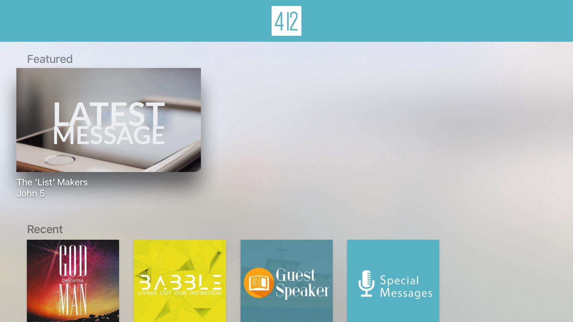 App - 412 Church