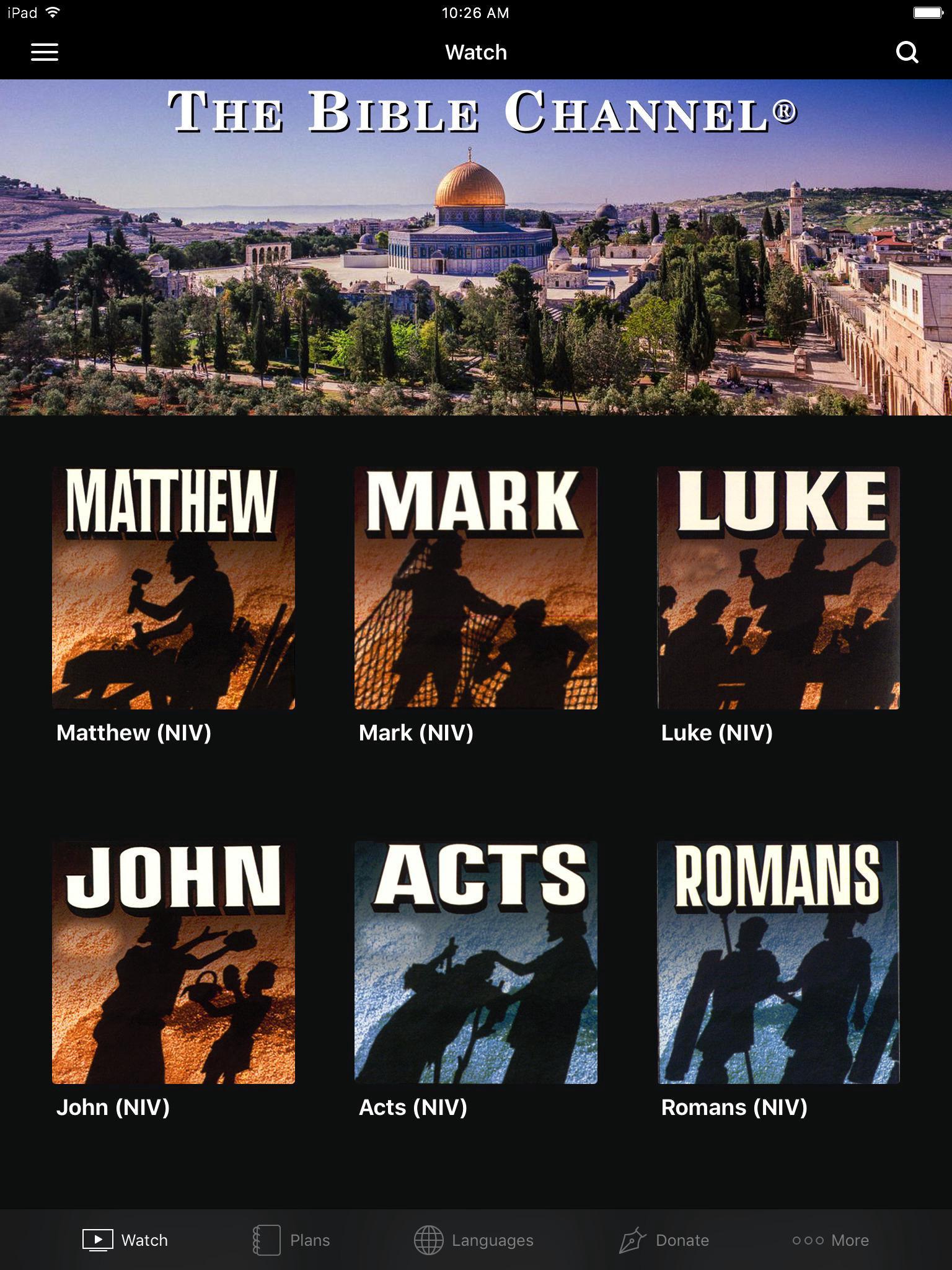App For Niv Bible