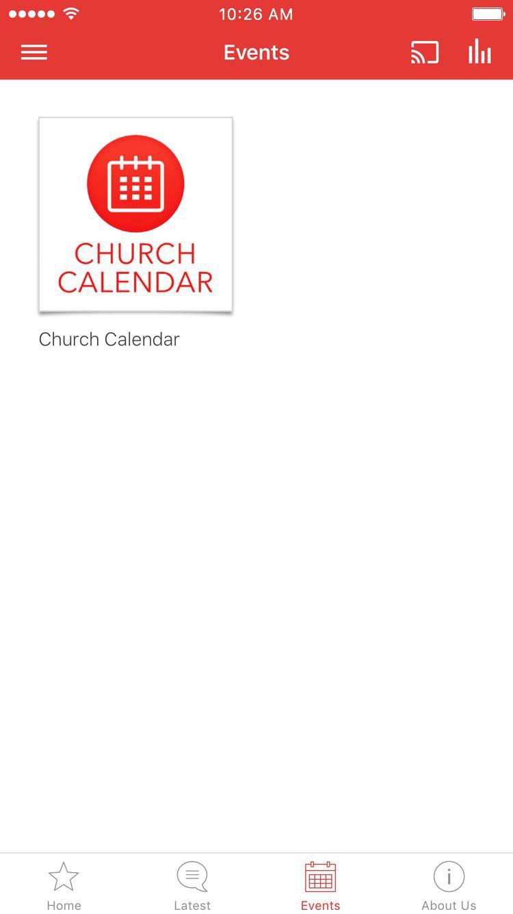 App - First SDA Church Huntsville
