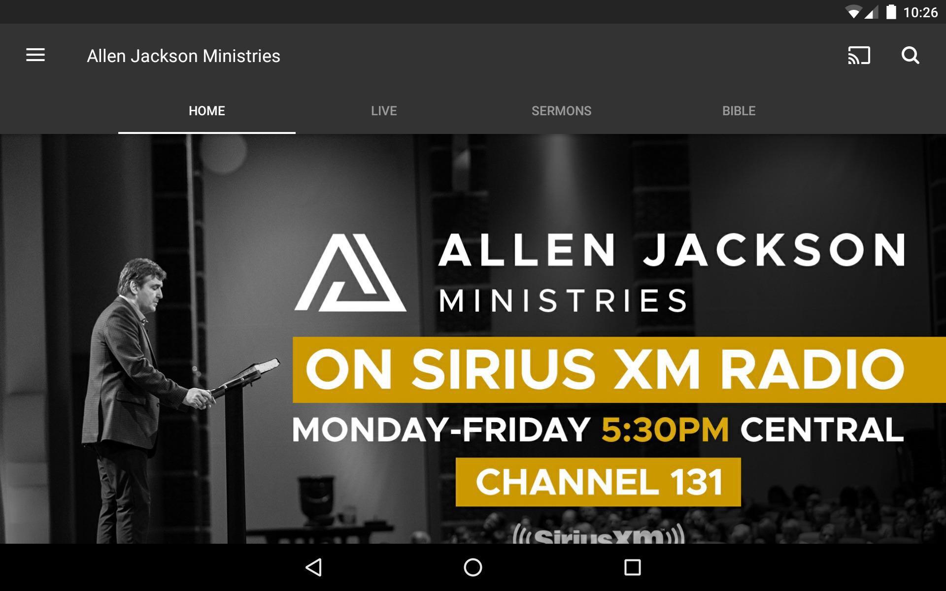 App | Pastor Allen Jackson
