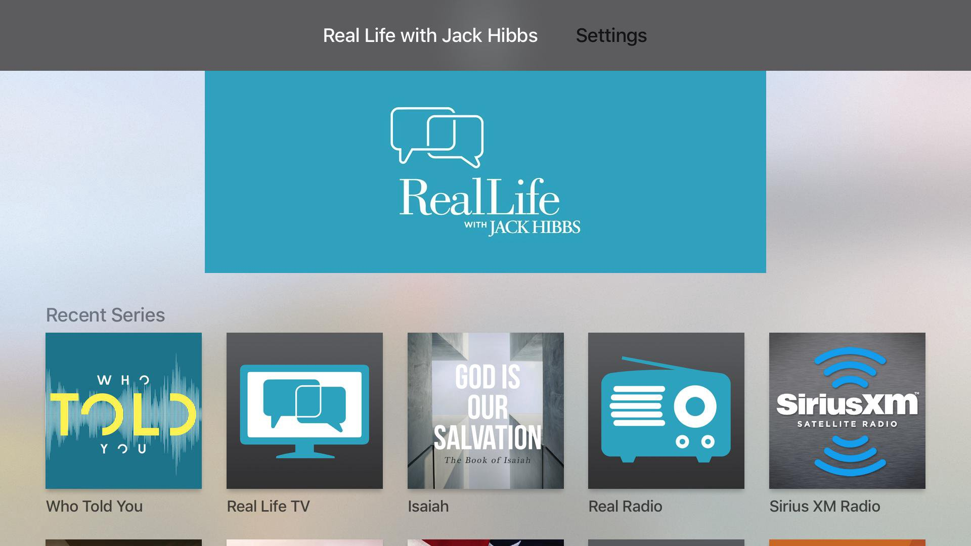 App - Real Life with Jack Hibbs